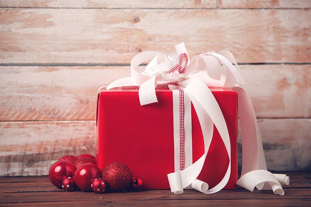 Kerst-pakketten
